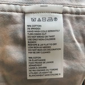 silence + noise Shorts - High wasted cheetah shorts size 4